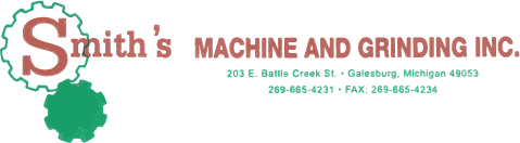 Smith's Machine and Grinding Inc